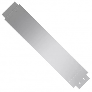 vidaXL Rasenkanten 10 Stk. Verzinkter Stahl 100 x 20 cm - Vorschau 4