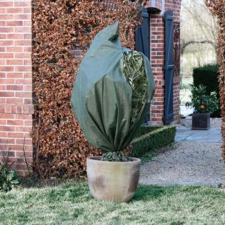 Nature Frostschutz Pflanzendecke Fleece Grün 1, 5x2 m 6030131