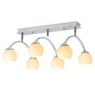vidaXL Deckenleuchte für 6 G9-Glühlampen 240 W - Vorschau 3