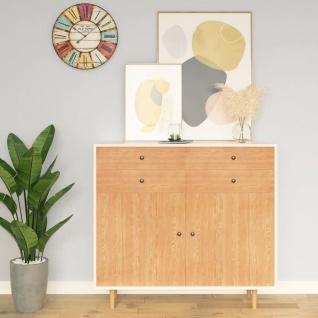 vidaXL Selbstklebende Möbelfolie Ahorn 500x90 cm PVC