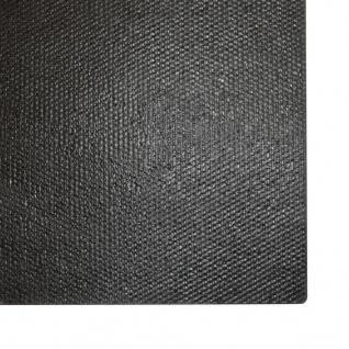 vidaXL Fußmatte Kokosfaser 17 mm 100 x 200 cm Schwarz - Vorschau 5