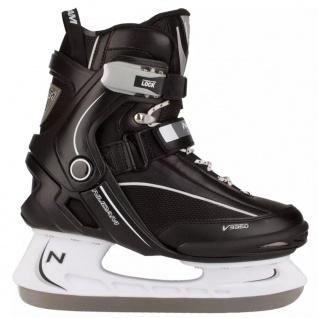 Nijdam Eishockey Schlittschuhe Gr. 46 3350-ZWW-46