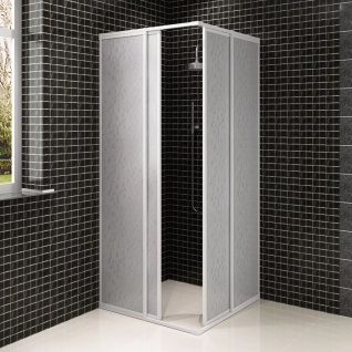 Duschkabine Duschabtrennung Rechteckig 80 x 80 cm