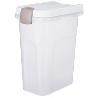 TRIXIE Tierfutterbehälter 15 L Transparent 24666