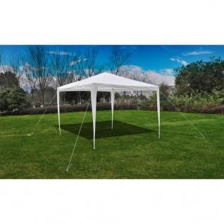 vidaXL Gartenpavillon mit Pyramidendach 3 x 3 m - Vorschau 3