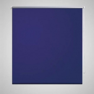 Verdunkelungsrollo Rollo 120 x 230 cm blau