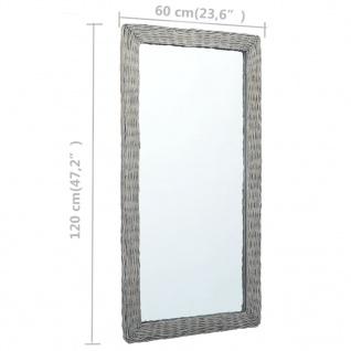 vidaXL Spiegel 120x60 cm Weide - Vorschau 4
