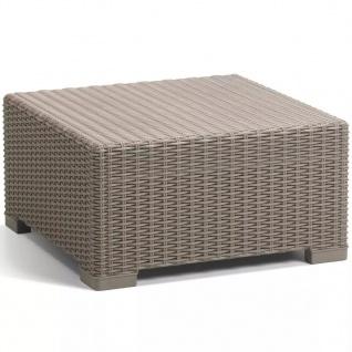 gartentisch rattan optik g nstig kaufen bei yatego. Black Bedroom Furniture Sets. Home Design Ideas
