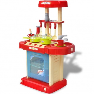 Kinderküche Spielküche mit Licht- und Soundeffekten