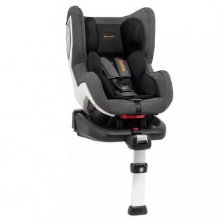 Baninni Autositz Impero Isofix 0+1 Grau BNCS002-GY