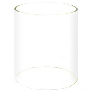 vidaXL Glaszylinder für Würstchenwärmer 200x240 mm