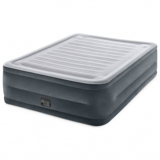 Intex Luftbett Dura-Beam Deluxe Comfort Plush Queen-Size 56 cm