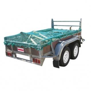 Proplus Anhängernetz 2, 50 x 3, 50m mit Gummiseil