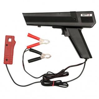 Yato Stroboskoplampe Zündlichtpistole Blitzpistole