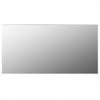 vidaXL Rahmenloser Spiegel 120x60 cm Glas