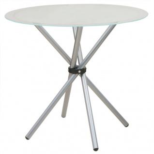 vidaXL 5-tlg. Essgarnitur Esstisch mit Stühlen - Vorschau 2