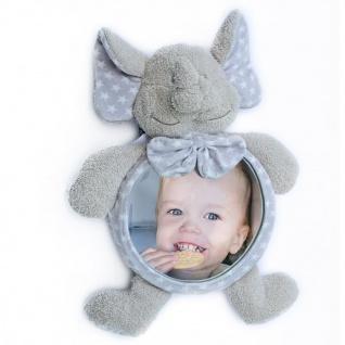 Bo Jungle B-Car & Home Rücksitz-Baby-Spiegel Zimbe der Elefant B390110