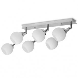 vidaXL Deckenleuchte für 6 G9-Glühlampen 240 W - Vorschau 5