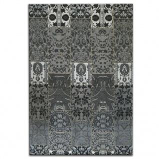 Overseas Teppich Seattle 160x230 cm Anthrazit