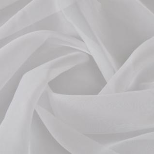 Voile-Stoff 1, 45 x 20 m Weiß