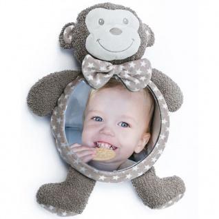 Bo Jungle B-Car & Home Rücksitz-Baby-Spiegel Tambo der Affe B390130