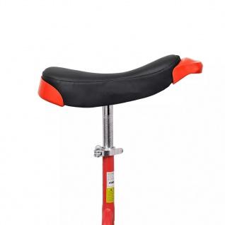 Einstellbares Einrad 50, 8 cm rot - Vorschau 3