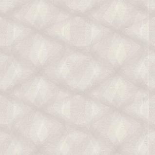 couleurs & matières Tapete Diamond Lines Grau - Vorschau 2