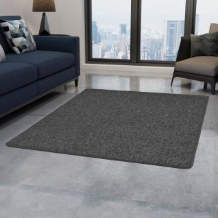 vidaXL Teppich Getuftet 190 x 290 cm Grau