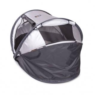 DERYAN Windschutz Toddler Luxe 110×35×0, 5 cm Grau