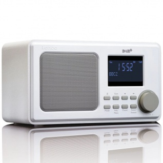 Lenco DAB+ Radio DAR-010 Weiss