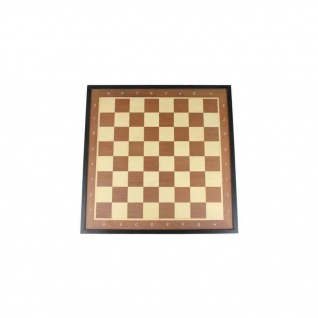 Abbey Game Schachbrett Deluxe 41×41cm Holz