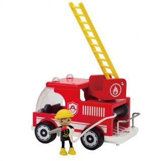 Hape Feuerwehrwagen E3008