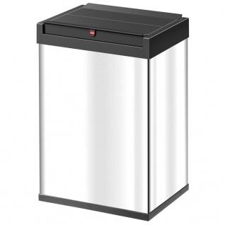 Hailo Abfallbehälter Big-Box Swing Größe L 35 L Edelstahl 0840-111