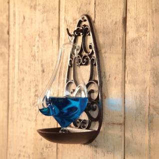 Esschert Design Glasbarometer mit Gusseisenhalterung 0, 5 L TH31 - Vorschau 2