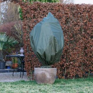 Nature Frostschutz Pflanzendecke Fleece Grün 2, 5x3 m 6030137
