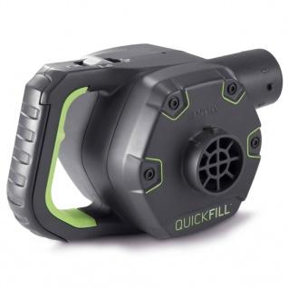 Intex Wiederaufladbare elektrische Luftpumpe Quick-Fill 66642 - Vorschau 1