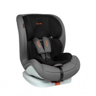 Baninni Autositz Fiero Isofix 1+2+3 Grau BNCS001-GY