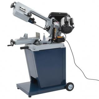 vidaXL Metallbandsäge mit Solidem Untergestell 230 V - Vorschau 2