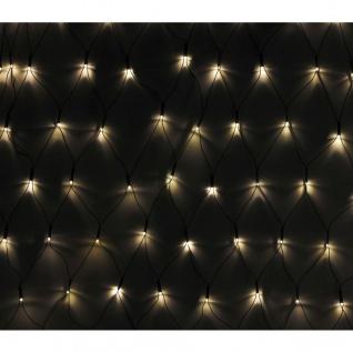 LED Lichternetz 3 x 1 Meter wasserdicht