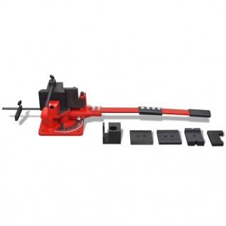 Universal-Stahlrohrbiegemaschine manuelle Bedienung