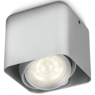 Philips myLiving LED-Strahler Afzelia 4, 5 W Würfel Silber 532004816