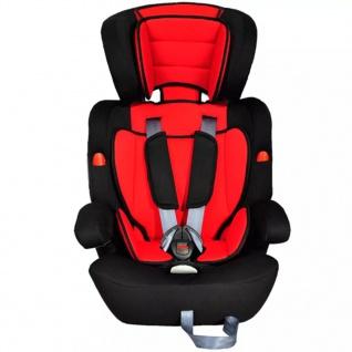Auto-Kindersitz Kindersitz rot