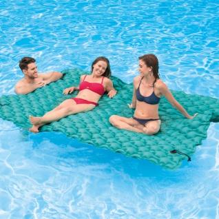 Intex Luftmatratze Giant Floating Mat 290 x 226 cm 56841EU