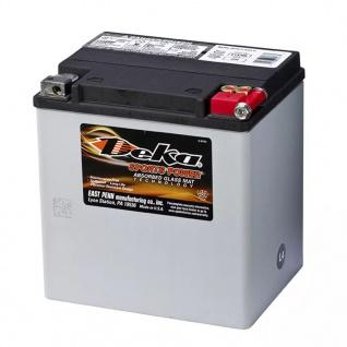 Deka Sports Power AGM Batterie 12 V 26 Ah ETX30L