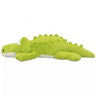 vidaXL Kuscheltier Krokodil XXL 100 cm - Vorschau 2