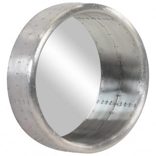 vidaXL Aviator-Spiegel 68 cm Metall