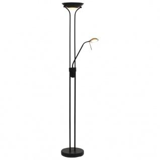 vidaXL Dimmbare LED-Stehleuchte 23 W
