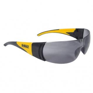 DeWalt Schutzbrille Renovator Gelb und Schwarz DPG91-9D EU