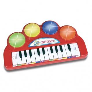 Bontempi Spielzeug E-Keyboard 22 Tasten Toy Band