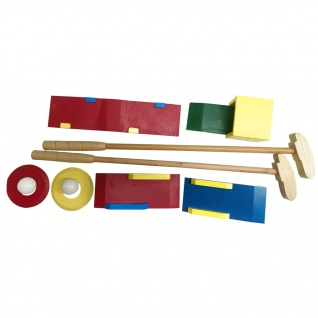 OUTDOOR PLAY Golf-Set Holz